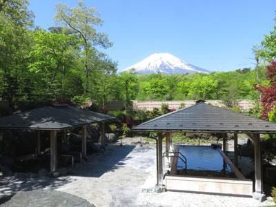 山中湖温泉 紅富士の湯 ゆーゆ 温泉施設・日帰り温泉などの情報満載!
