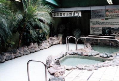 湯の泉 草加健康センター ゆーゆ 温泉施設・日帰り温泉などの情報満載!