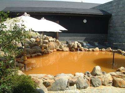 つかしん天然温泉 湯の華廊