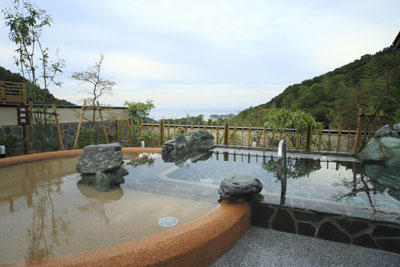 白浜温泉 とれとれの湯