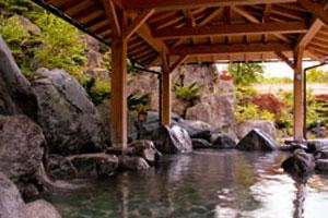 紅富士の湯