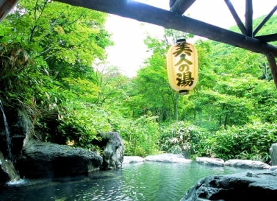 タヌキのお宿 洞元荘 ゆーゆ 温泉施設・日帰り温泉などの情報満載!