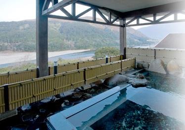 入鹿温泉ホテル 瀞流荘 ゆーゆ 温泉施設・日帰り温泉などの情報満載!