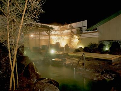 北本天然温泉 美肌の湯 ゆーゆ 温泉施設・日帰り温泉などの情報満載!