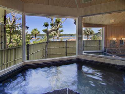 海辺のホテルはな ゆーゆ 温泉施設・日帰り温泉などの情報満載!