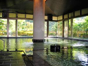 湯河原温泉 こごめの湯 大浴場
