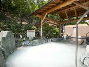 天然温泉 三峰 シルク風呂