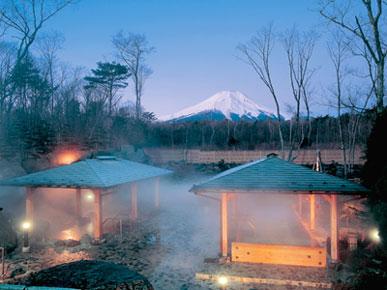 山中湖温泉 紅富士の湯