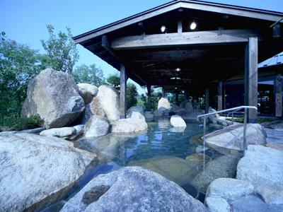 松阪温泉 熊野の郷 和風 露天