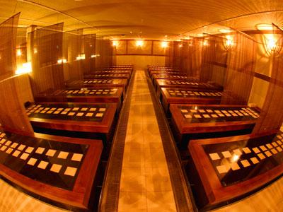 松阪温泉 熊野の郷 岩盤浴