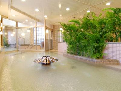 湯~モアリゾート 太山寺温泉なでしこの湯 洋風呂