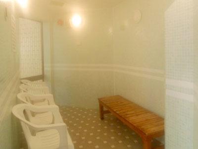 湯~モアリゾート 太山寺温泉なでしこの湯 ミストサウナ