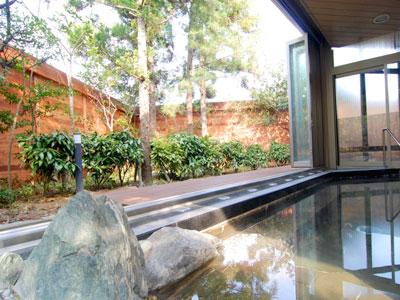 湯~モアリゾート 太山寺温泉なでしこの湯 和風露天