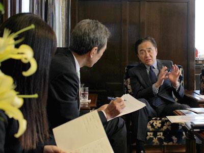 黒岩神奈川県知事インタビュー