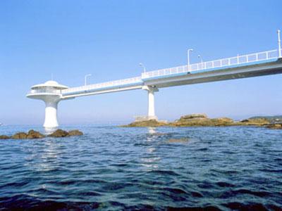 白浜海中展望塔(コーラルプリンセス)