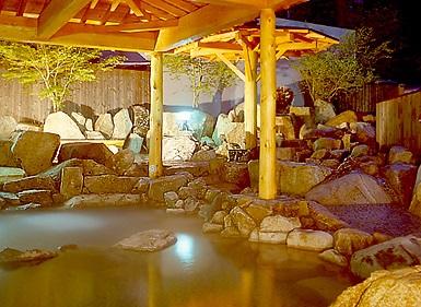 野天風呂 天水 ゆーゆ 温泉施設・日帰り温泉などの情報満載!