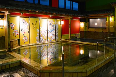 博多の森 湯処 月の湯 ゆーゆ 温泉施設・日帰り温泉などの情報満載!
