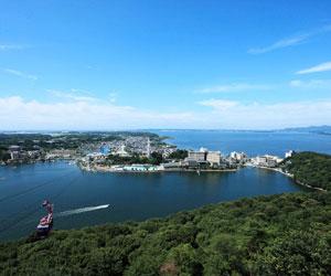 浜名湖の遊覧船