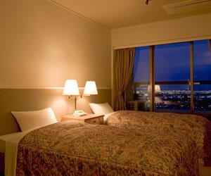 箕面観光ホテル 客室