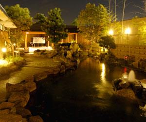 天然温泉コロナの湯 安城店