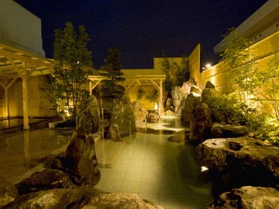 名古屋笠寺ワシントンホテルプラザ ゆーゆ 温泉施設・日帰り温泉などの情報満載!