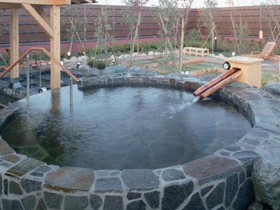 天然温泉 羽生 湯ったり苑