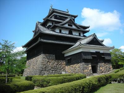 国宝・松江城