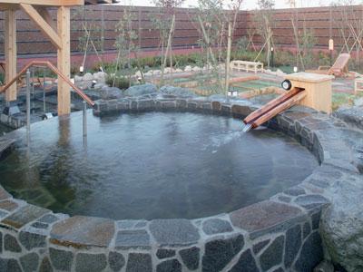 天然温泉 羽生湯ったり苑