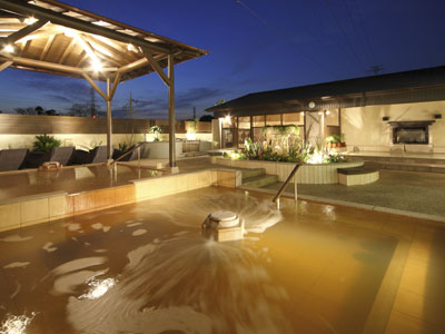 天然温泉 花咲の湯 HANASAKI SPA