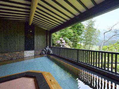 沓掛温泉 満山荘