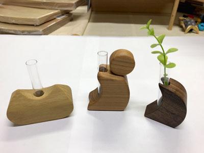 飛騨伝統の木工品