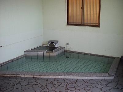 屋形共同浴場