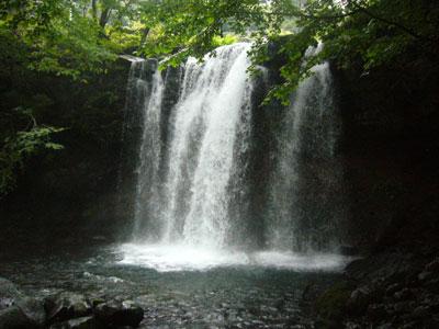 乙女の滝(那須塩原市)