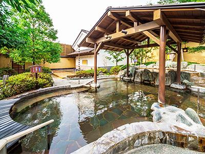 栃木温泉 湯楽の里