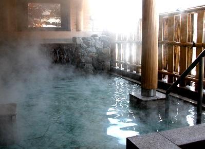 白川郷の湯