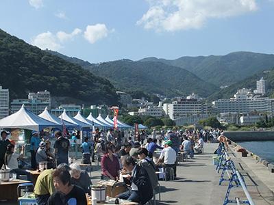 熱海おさかなフェスティバル