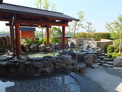 太閤天然温泉湯吉郎