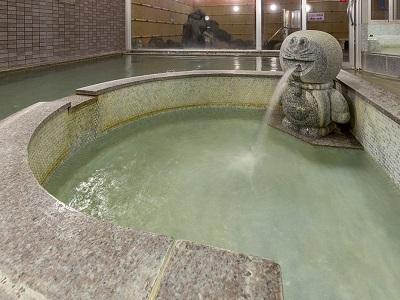 南道後温泉ていれぎの湯