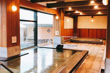 天然温泉 琴禅廻廊 ゆーゆ 温泉施設・日帰り温泉などの情報満載!