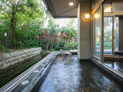 湯~モアリゾート 太山寺温泉なでしこの湯