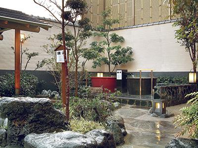 天然温泉 まめじま湯ったり苑