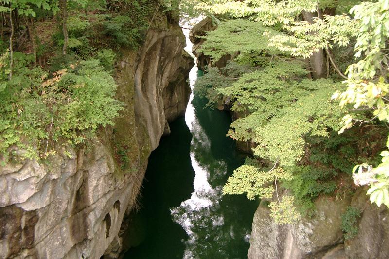 磊々峡(らいらいきょう)