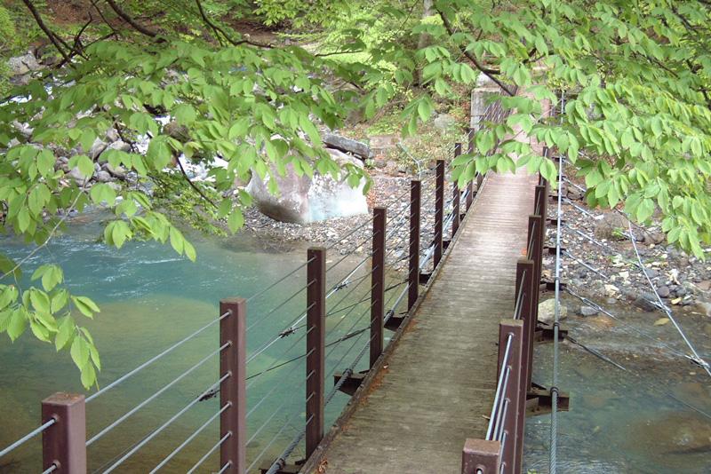 仙人岩吊橋