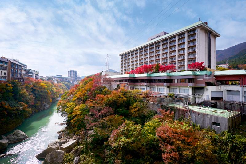 大江戸温泉物語 鬼怒川観光ホテル